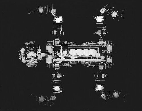 AIBO ERS-210 上からの写真